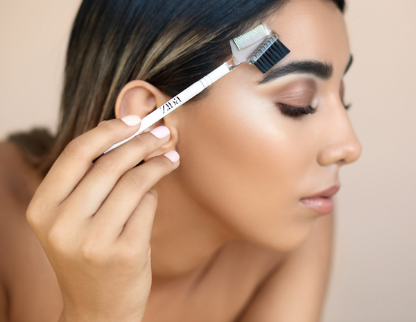 The Multi Task Brush by Ziba Cosmetics - Brow Signature Collection