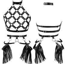 Load image into Gallery viewer, TADI WOVEN HARNESS TASSEL SET