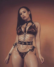 Load image into Gallery viewer, BELI CHAIN BODY STRAP HARNESS SET