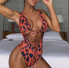 Load image into Gallery viewer, CHARISSE WRAP ONE PIECE SWIMSUIT