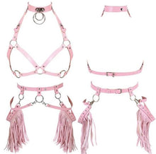 Load image into Gallery viewer, TEEM HOLLOW HARNESS TASSEL SET