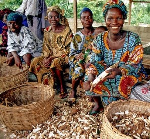 The role of women in the West-African family and society