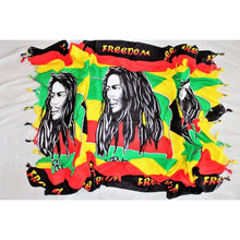 Load image into Gallery viewer, Sexy Rasta Traditional Cotton Wrap Around