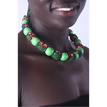 Load image into Gallery viewer, African Forest Special Beads Necklace