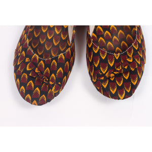 Golden Scales African Flats