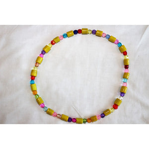 Traditional Waist Beads Yellow