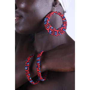 Kadi's Dream Ear Rings & Bracelet Combo