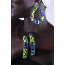 Load image into Gallery viewer, Seaweed Earrings & Bracelet Combo