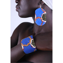 Load image into Gallery viewer, Sky Dive Earrings & Bracelet Combo