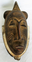 Load image into Gallery viewer, Malian Sleeping Warrior Mask