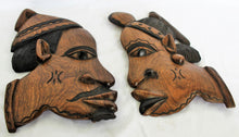 Load image into Gallery viewer, Gambian Village Man & Woman Ornament