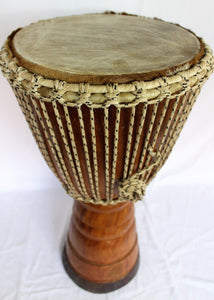 Large Rare Professional The Gambia Djembe