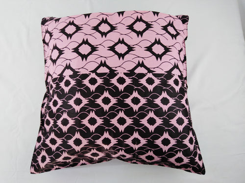 Small Pink & Purple Cushions - Set of 2