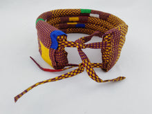Load image into Gallery viewer, Cool Choker African Ankara Wax Print Necklace