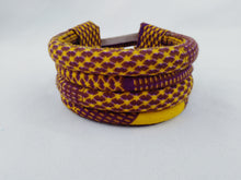 Load image into Gallery viewer, Cool Choker African Ankara Wax Print Bracelet