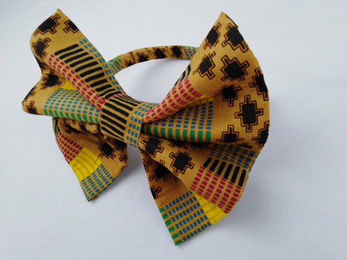 African Print Colorful Multicolour Pattern Ankara Hair Band