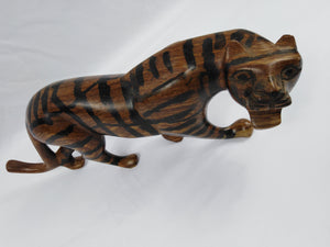 African Cheeter Statue Small