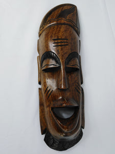 African Local Man Mask