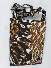 Load image into Gallery viewer, African Wild Mix Ankara Pattern Pouch