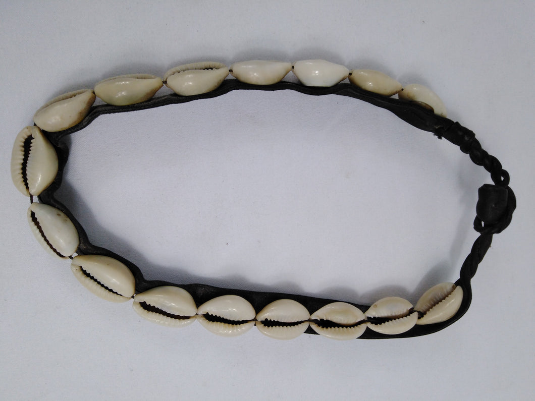 African Cowrie Shells Special Necklace
