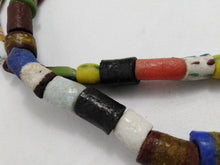 Load image into Gallery viewer, African Traditional Sand Stone Multi Pattern Necklace