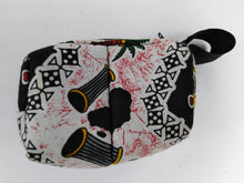 Load image into Gallery viewer, African Authentic Ankara Djembe Pouch