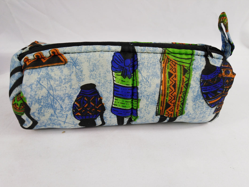 African Authentic Ankara House Pouch