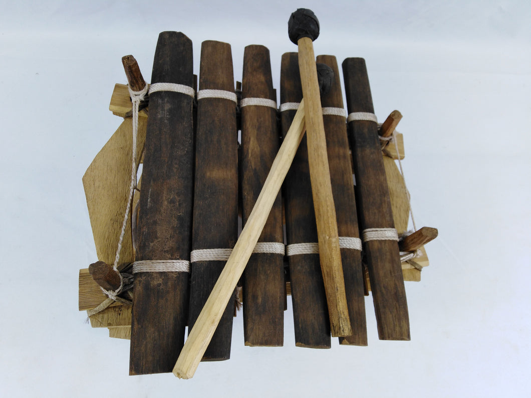 African Balafon Musical Instrument Mini