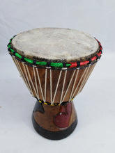 Load image into Gallery viewer, African Djembe Musical Instrument Small
