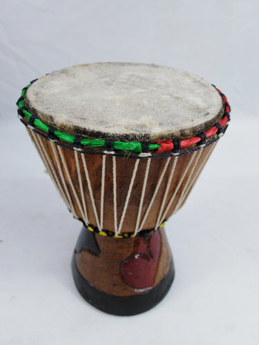African Djembe Musical Instrument Small