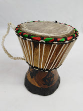 Load image into Gallery viewer, African Djenbeh Musical Instrument Small