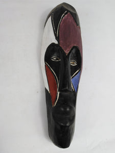 African Noble Twins 2 Set Masks