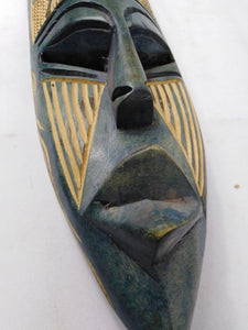 African Safari Man Mask