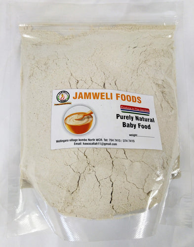 Mix Beans & Millet Powder (Baby Food) 500g (M.O.Q. 5 packs)