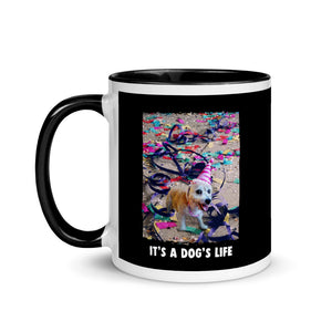 Novelty Mug Gift, Unique Design of Darling Pup Destroyer, Best Gift Idea for any Dog Lover