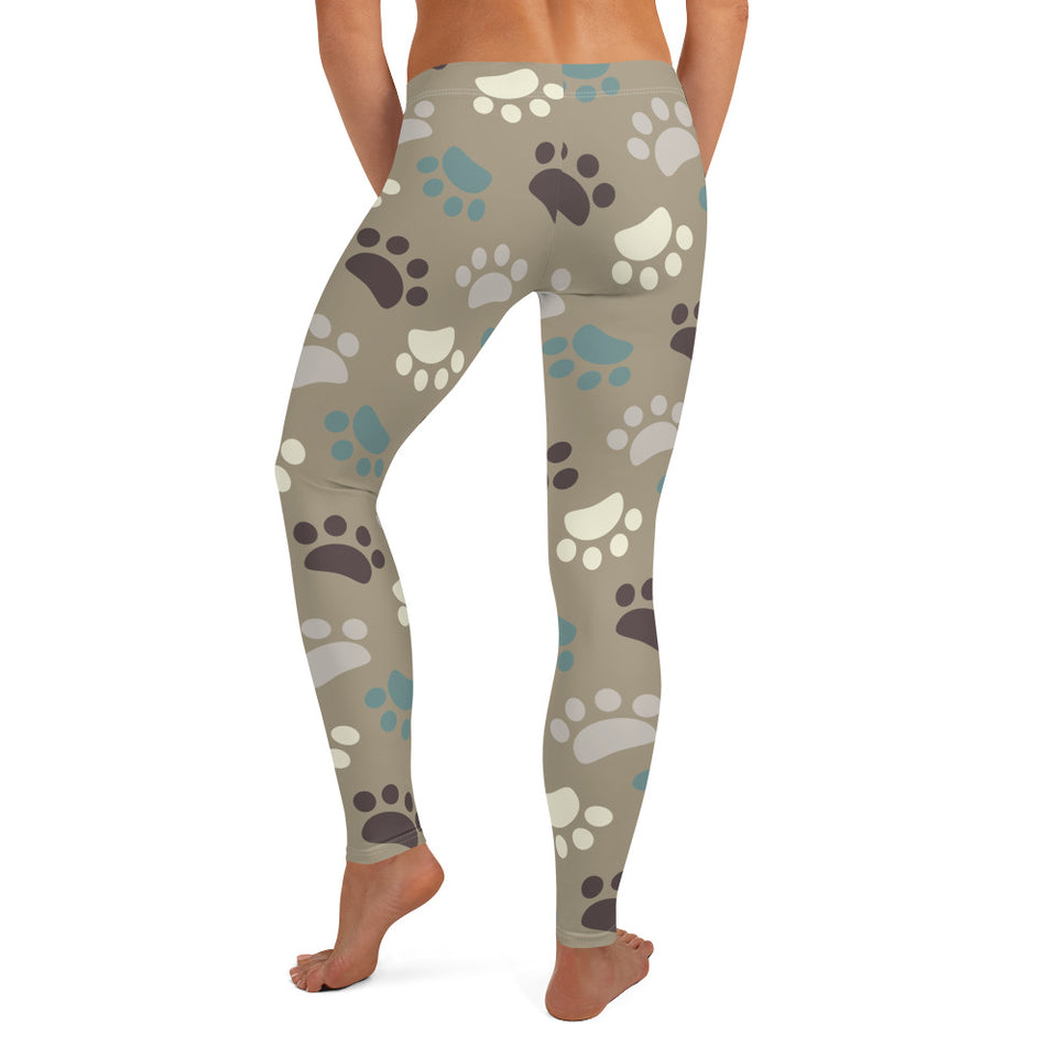 Puppy Love All Over You Yoga Leggings