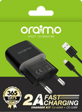 ORAIMO CHARGER KIT - CU-60AR + CD-52BR