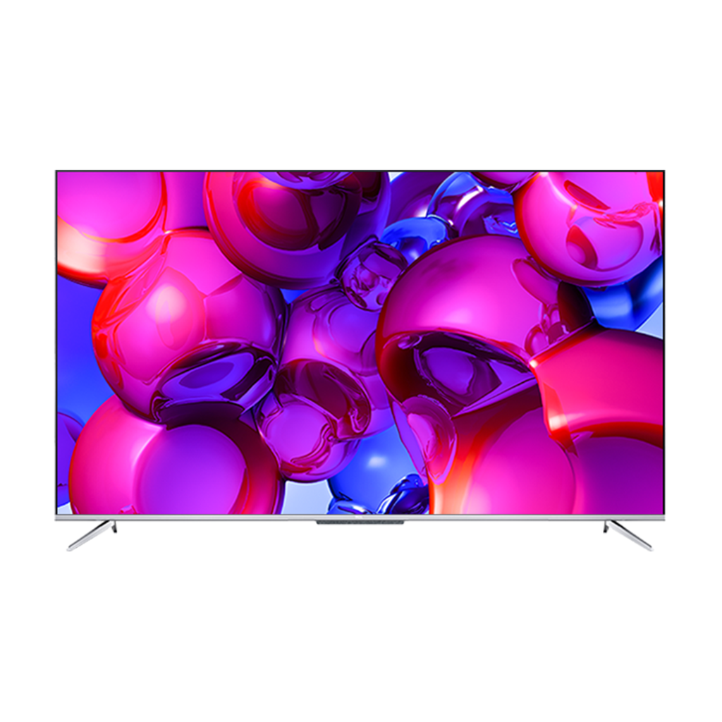 TCL L75P715 75'' 4K SMART ANDROID LED TV WITH FREE ENVIRO MWO 20xm2