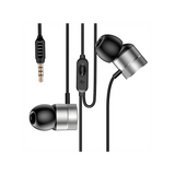 Baseus Encok Wired Earphone NGH04-0S Silver
