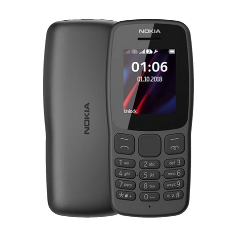 NOKIA 106 DS WITH FREE SEED+
