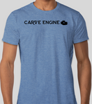 "Carve Engine Short Sleeve ""NO BONK"" Mountain Biking Tee"