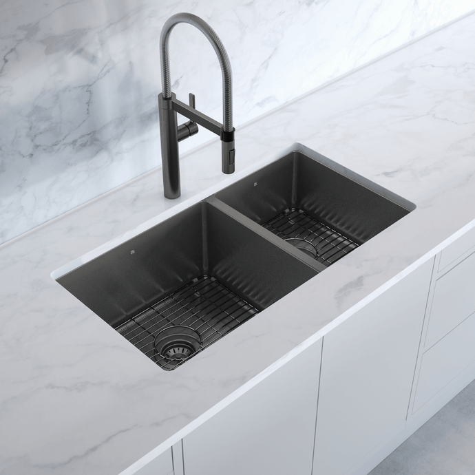 3 Reasons to Choose a Black Sink