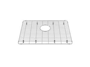 "Prochef Kitchen sink bottom grid ProInox H0-H75 Stainless Steel, 21"" x 16"""