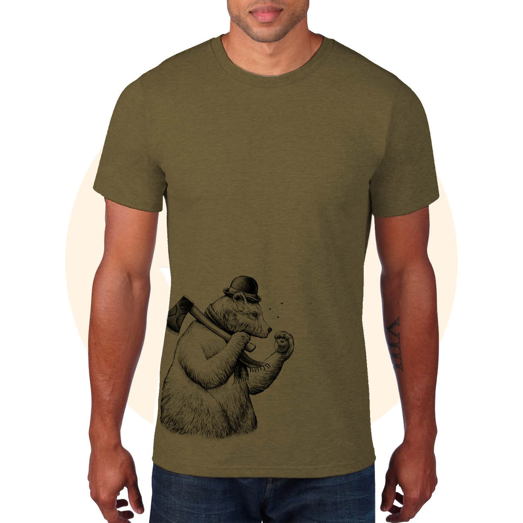 T-shirt | Guy l'ours (Unisexe)