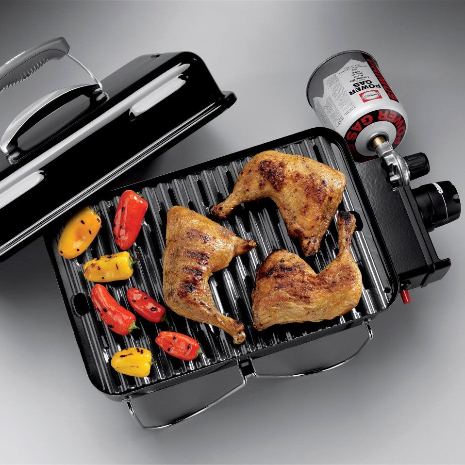 Go-Anywhere Gas Barbecue Bundle