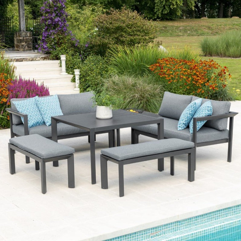 Portofino Casual Dining/Lounging Set