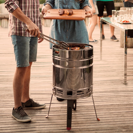 Barrel Barbecue