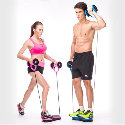 Multifunctional Abdominal Trainer