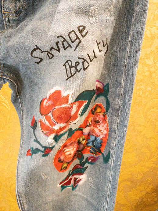 Savage Beauty Jeans