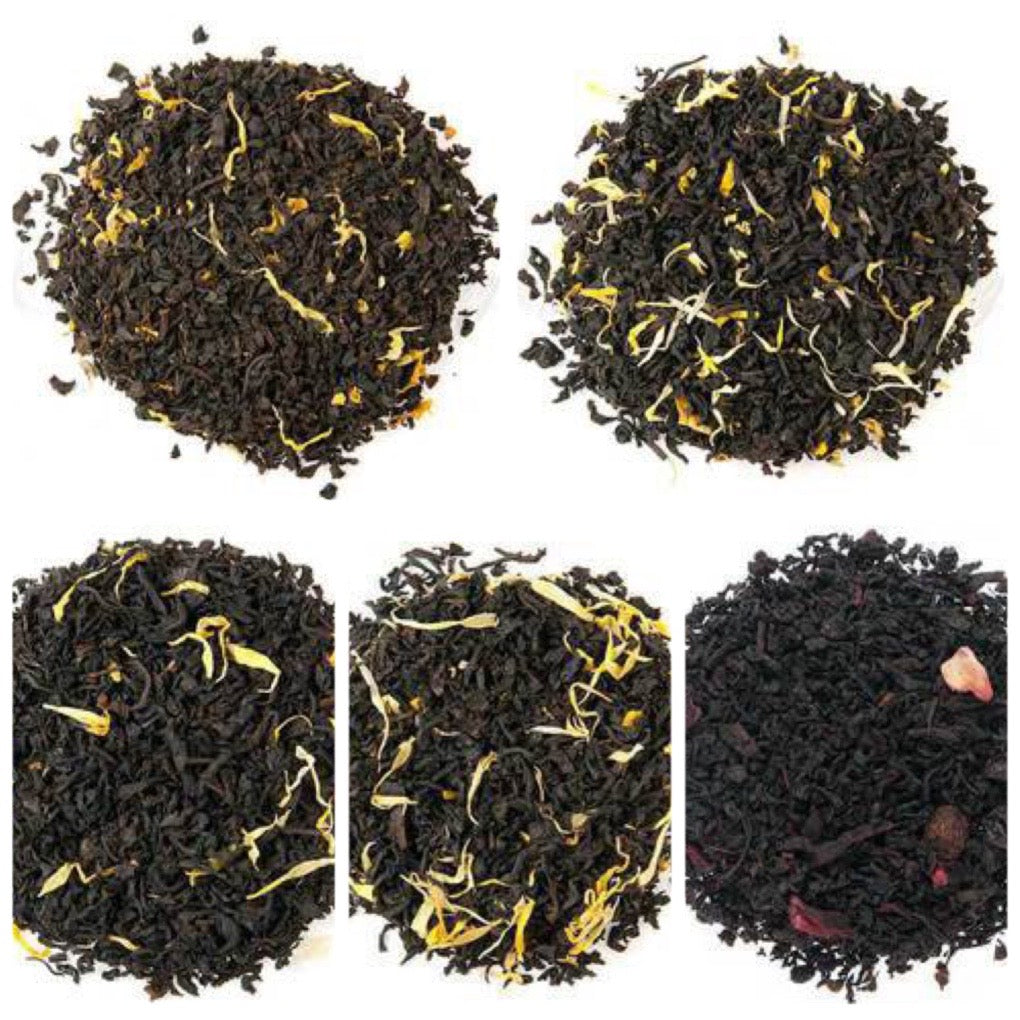 ORGANIC BLACK TEA BUNDLE